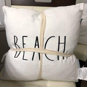 Rae Dunn pillows
